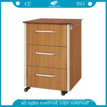 AG-Bc016 Hot Sale Hospital Bedside Cabinet