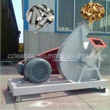 Ce aprobado Pto impulsado disco Chipper de madera con motor diesel