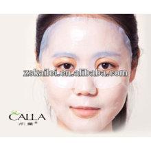 Diseño especial bio colágeno facial máscara de hidrogel