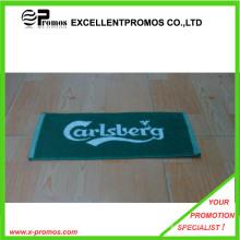 Жаккард Бар Полотенце логотип Индивидуальные рекламные полотенца (EP-T7201)