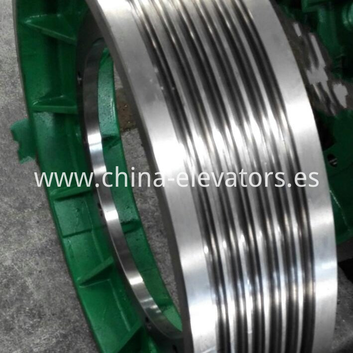 KONE Traction Sheave for MX18 Gearless Machine