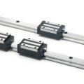 Линейные направляющие серии HGW-CC для линейного перемещения