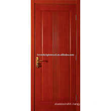 Finished Cheap Carved MDF wooden interior doors with Hollow Core