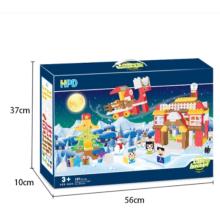 New Children Building Blocks Toy Christmas Gift