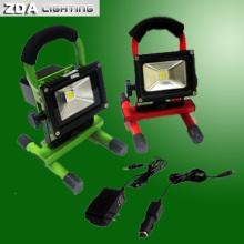 Luz de inundación portátil de 10W / 20W / 30W LED, luz de inundación recargable del LED (10W / 20W / 30W)