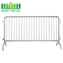 250cm mobile fence crowd control barrier