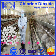 High Quality 1g Chlorine Dioxide Tablet for Veterinary Disinfectant