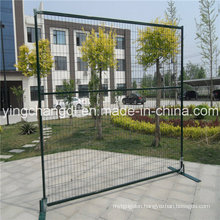 Wholesale Alibaba Powder Coated Canada Temporary Fence, Cheap Temporary Fence