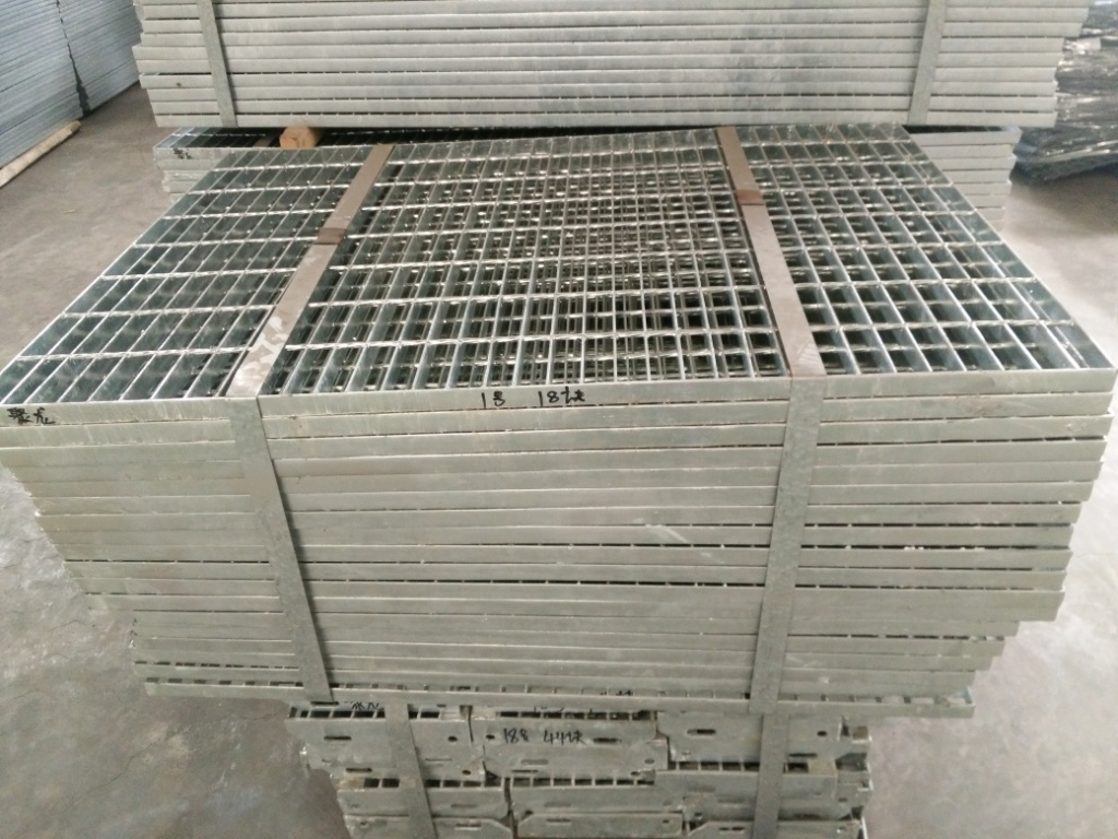 1x5.8m Open End Galvanzied Grating