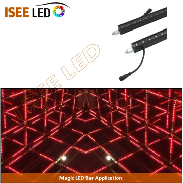 Barra de LEDs RGB Magic 3D controlável por música