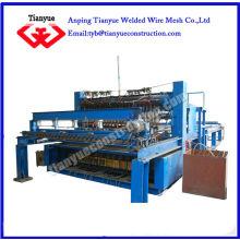 Machine à mailles métalliques soudées automatiques