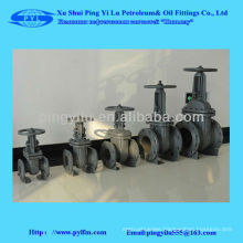 Cast steel gate valve dn150 pn16