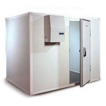 Seafood / Meat Prefabricated Cold Storage Room Automatic Energy Saving