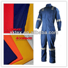 210g Aramid FR+AS workwear for safty clothing