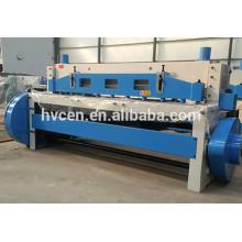Máquina de corte de metal láser precio q11-6 * 2500
