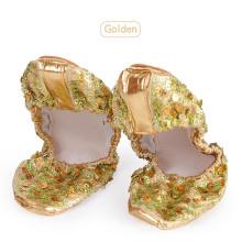 Ballet Practice Shoes Girls Yoga Shoes for Dancing Leather Ballet Slipper/Ballet Shoes