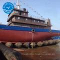 schweres bewegliches Schiff, das pneumatischen Marinegummirollerballon startet