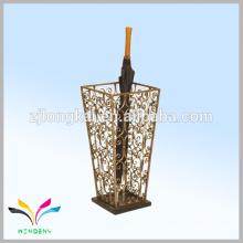 Household cheap metal mesh wet umbrella holder