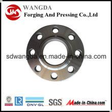 ANSI B16.5 Calss 300 Carbon Steel Forged Slip-on Flansche