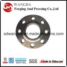 ANSI B16.5 Calss 300 Углеродные стальные кованые скользкие фланцы