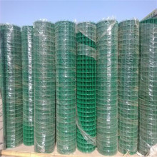 PVC coated Holland wire mesh euro fencing