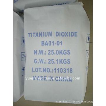 Anatase Titanium Dioxide Pigment (BA01-01)