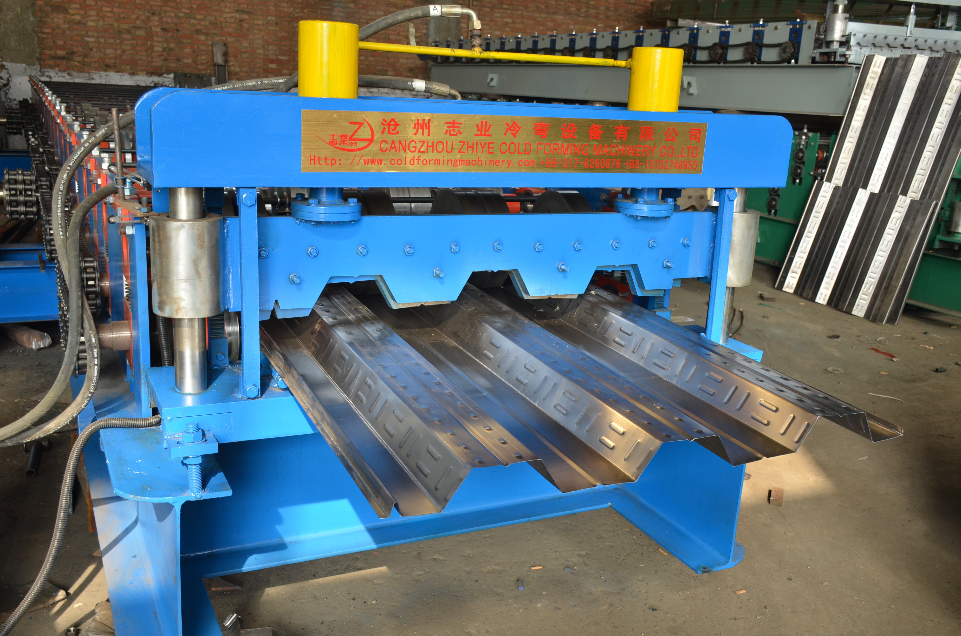 cutter of floor decker machinery