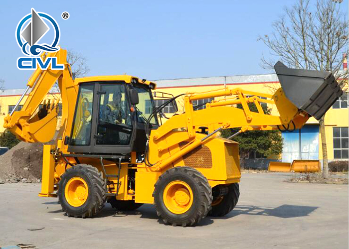 Wz30 25 Backhoe Loader 8