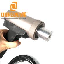 20KHZ Handheld Gun Type Portable Ultrasonic Spot Welding Machine For Auto Parts / Electrical Appliance