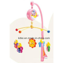 New 2016 Plastic Baby Mobile Toy with Night Light
