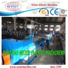 WPC PVC-Kruste-Schaum-Brett-Verdrängungs-Linie