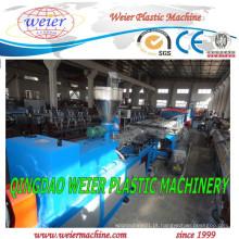 Linha da extrusão da placa da espuma da crosta do PVC de WPC