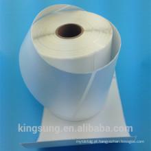 papel de etiqueta de papel térmico direto de alta qualidade para endereço de entrega