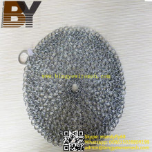 Cookware Cleaner Stainless Steel Chain Mail Scrubber