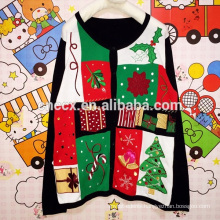 16JW616 holiday sweater