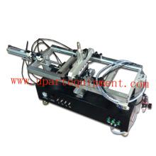 Máquina de impresión de pantalla de papel neumático completo Copa