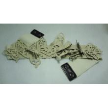 2014 breite Art und Weisefrauen kleiden elastisches Gurt-KL0077 an