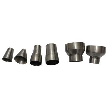 Redutor / Conector de aço inoxidável (JS-CN01)