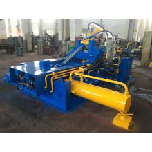 Automatische hydraulische Abfall-Edelstahl-Ballenpresse