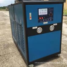 STANDARD 5HP  INDUSTRIAL AIR COOLED WATER CHILLER FOR PET BLOW MOLDING MACHINE 1.6M/30BAR 2.0M/30BAR 2.4M/30BAR 4.0M/30BAR