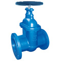 DIN3352 F5 Flanged Metal Seated Gate Valve, Non Rising Stem