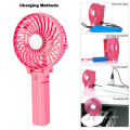 Handheld Portable Battery Operated Rechargeable USB Fan