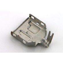 Plug connector shell parts