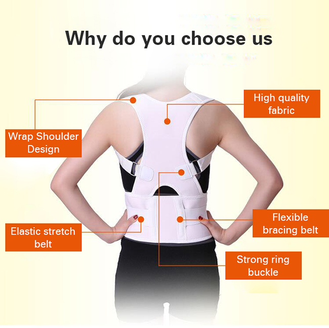 strong buckle posture corrector