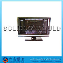 Marco de plástico TV molde