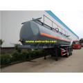 Tri-axle 28 CBM Hydrochloric Acid Transport Trailers