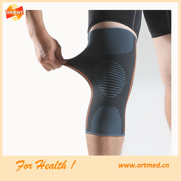 High quality compression customised knee sleeve