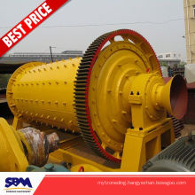 Factory Mining industry wet ball mill with 2018 new technology