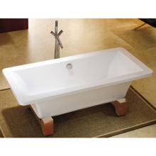 """66 """"CE vente chaude de vente chaude dernière baignoire autoportante de piédestal de double glissière"""
