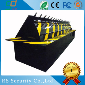 Heavy Duty Vehicle Security Rising Road Blocker